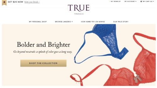 True&Co Raises Another $4 Million To Help You Find The Perfect Bra