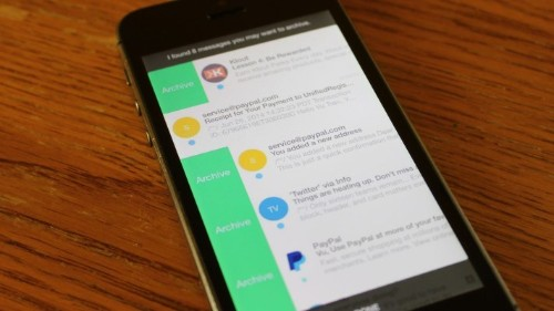 SlideMail Is An Intelligent Email App For The Rest Of Us