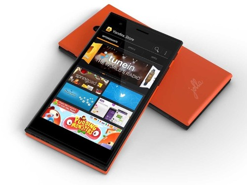 Finnish MeeGo Startup Jolla Selects Yandex's Android App Store For Preloading On Its Sailfish OS Handset