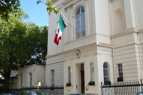 Hacker dumps thousands of sensitive Mexican embassy documents online