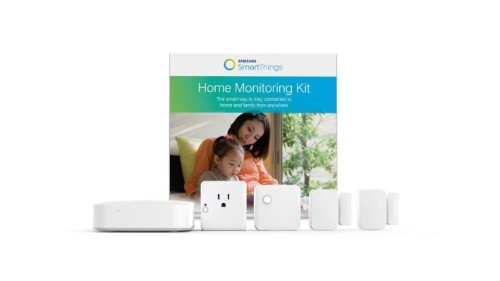SmartThings Home Monitoring Kit Launches In Amazon, Best Buy And Sears