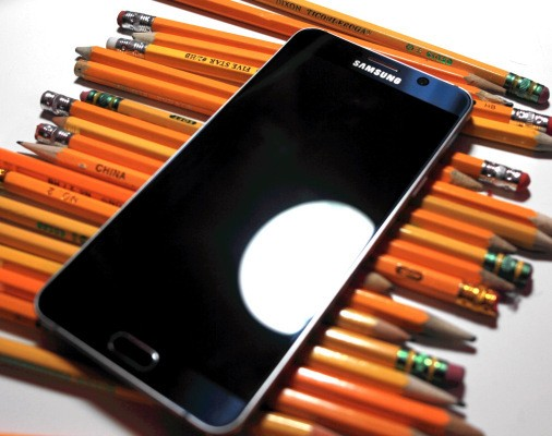 The Stylus Still Rules The Galaxy Note 5