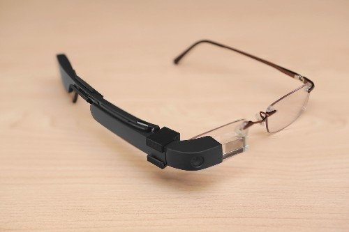 Save $224 With This 3D-Printed Adapter To Affix Google Glass To Standard Frames