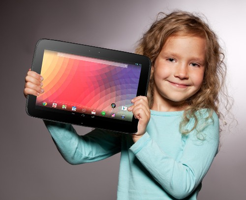 """The Problem With Android's New """"Kid Mode"""""""