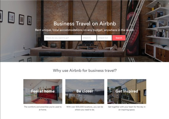 It's Business Time: Airbnb Targets Work Travelers With Concur Partnership