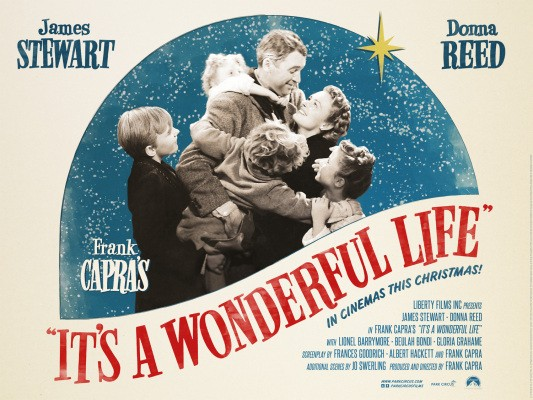 It's A Wonderful Life, For A Few Of Us