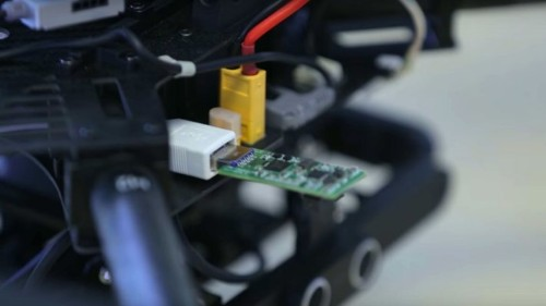 Plug the Fathom Neural Compute Stick into any USB device to make it smarter