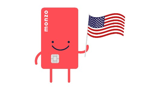 Monzo, the UK challenger bank with over 2 million users, expands to the US