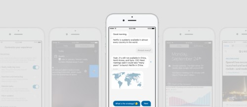 Quartz's Fun News App Is Quite Unlike Any News App You've Seen Before