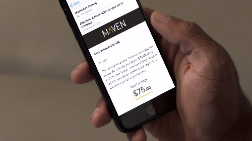 GM's car-sharing service Maven to exit eight cities