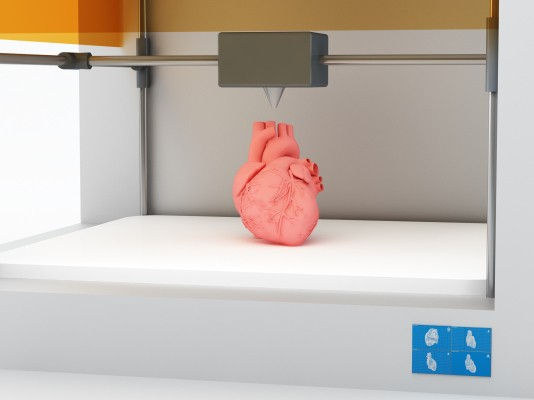 How 3D printing is revolutionizing healthcare as we know it