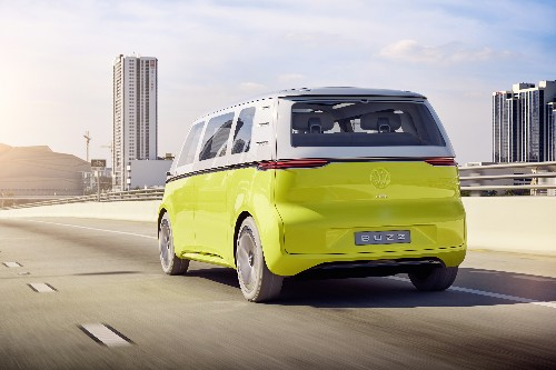 Volkswagen to bring self-driving electric shuttles to Qatar by 2022