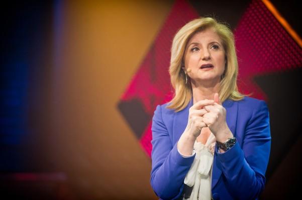 Arianna Huffington leaves Huffington Post for new wellness startup