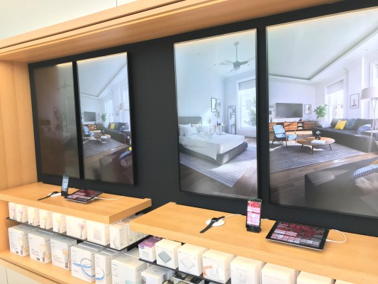 Apple unveils smart home experiences in its retail stores worldwide