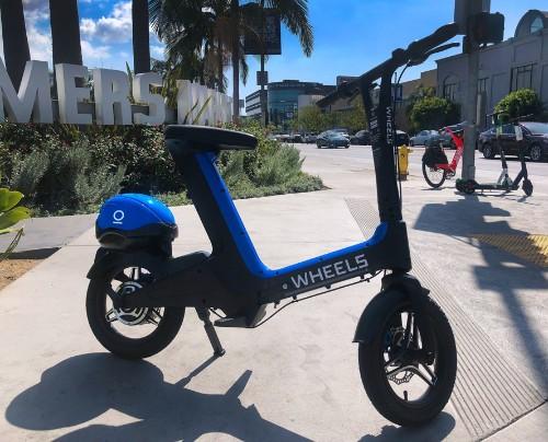 Wheels raises $50 million for pedal-less e-bike share