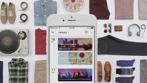 Google's Redesigned Calendar App Comes To iPhone