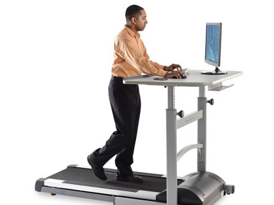 Study Shows Why It's Worth Your Employer's Money To Buy Everyone Walking Desks