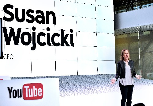 YouTube sets a goal of having half of trending videos coming from its own site