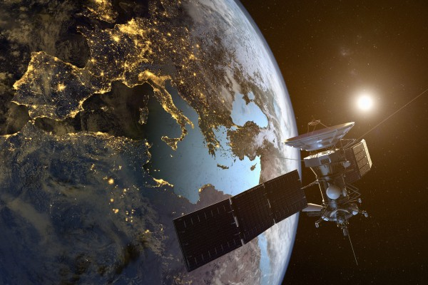 AWS launches a base station for satellites as a service
