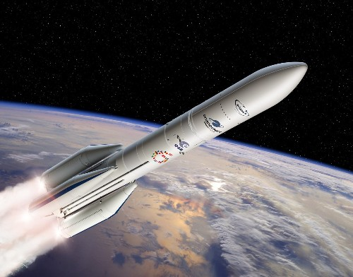 Arianespace will offer the first rocket rideshare mission to the Moon in 2023