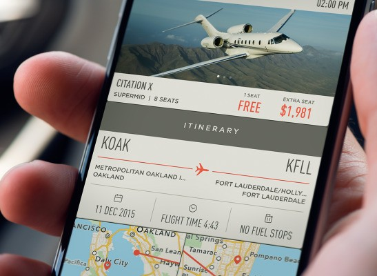 JetSmarter puts a jet in your pocket, and is happy to see you