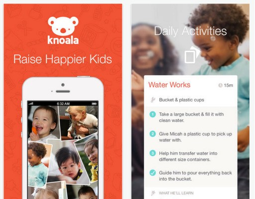 Knoala, A New Parenting App From Ex-Slide Employees, Aims To Make Playtime More Fun
