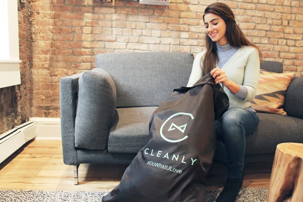 On-Demand Laundry Service Cleanly Hangs Up $2.3 Million In Seed Funding