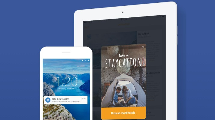 Facebook gives app developers a new way to target users with push notifications