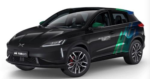 China's Tesla wannabe Xpeng starts ride-hailing service