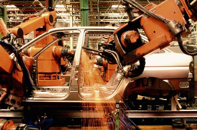 How have tariffs impacted robotics?