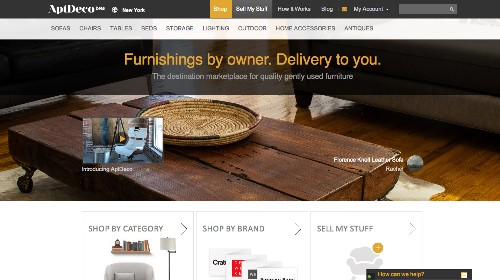 YC's AptDeco Gives Apartment-Hopping New Yorkers A Better Way To Buy & Sell Furniture