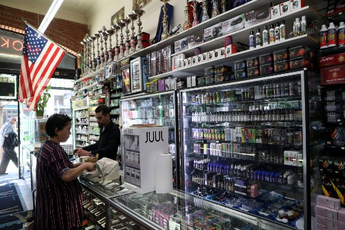 San Francisco takes the final steps toward becoming the first U.S. city to ban vaping product sales