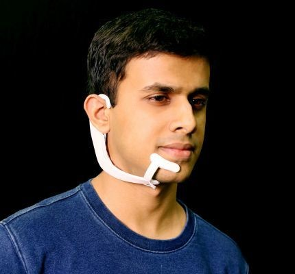 MIT's new headset reads the 'words in your head'