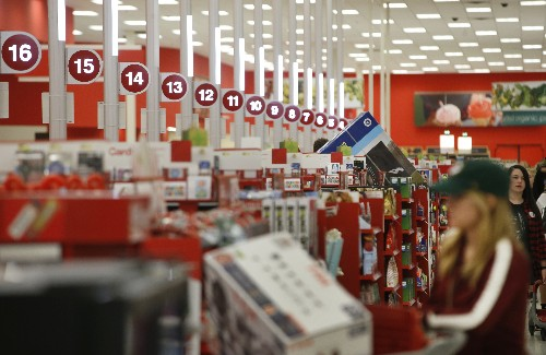 Target checkouts hit by outage for a second day in a row