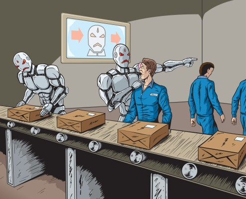 Robots won't just take jobs, they'll create them