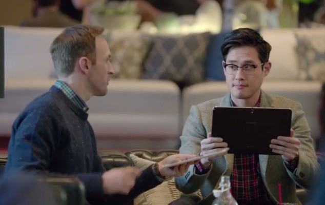 Samsung Targets The iPad, Surface And Kindle With New Galaxy Pro Tablet Ad