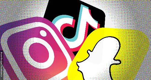 Instagram's IGTV copies TikTok's AI, Snapchat's design