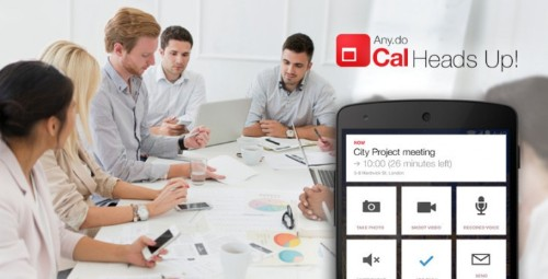 Cal By Any.do Adds New Feature To Make Meetings Easy