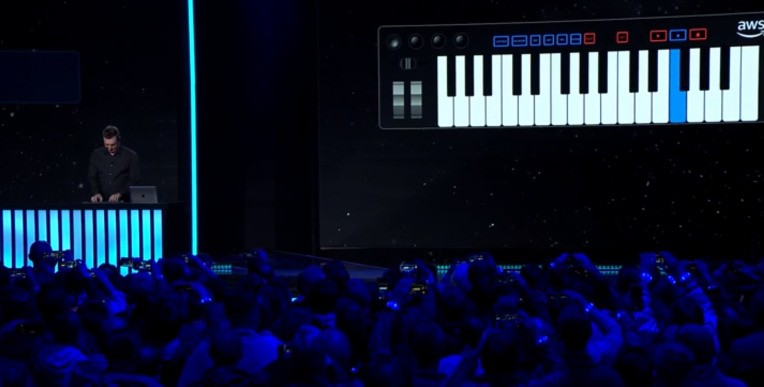 You can now buy AWS' $99 DeepComposer keyboard – TechCrunch
