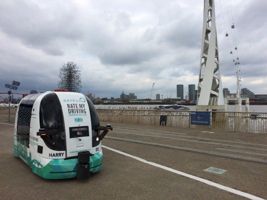 UK kicks off driverless car law review to get tech on the road by 2021