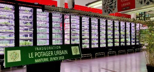 Infarm closes $100M Series B to scale its 'urban farming platform'