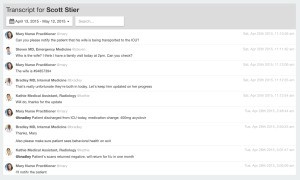 Stitch Is Slack For Healthcare Messaging