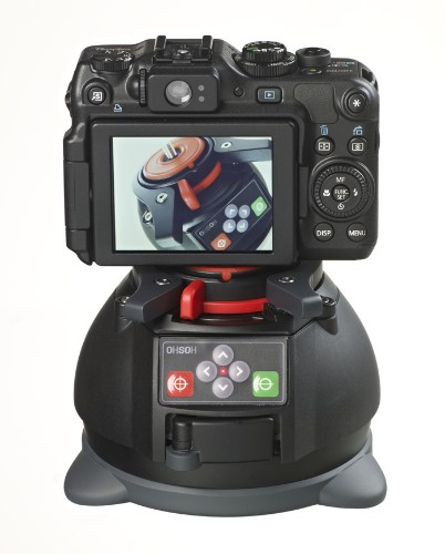 One-Button Electronic Camera Level Makes It Easy To Get The Horizon Right In Photos