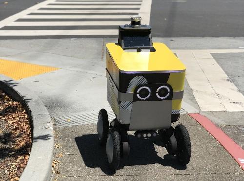 Postmates lands permit to test its Serve autonomous delivery robots in SF