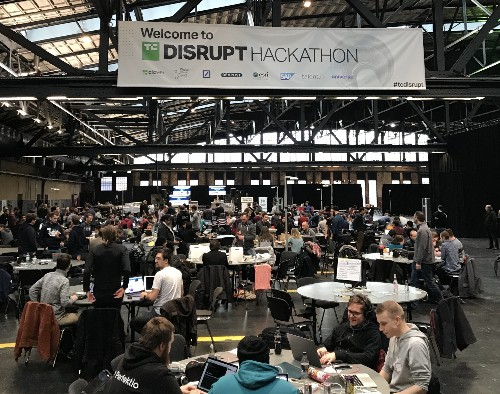 Don't miss out: Apply for the TC Hackathon at Disrupt Berlin 2019