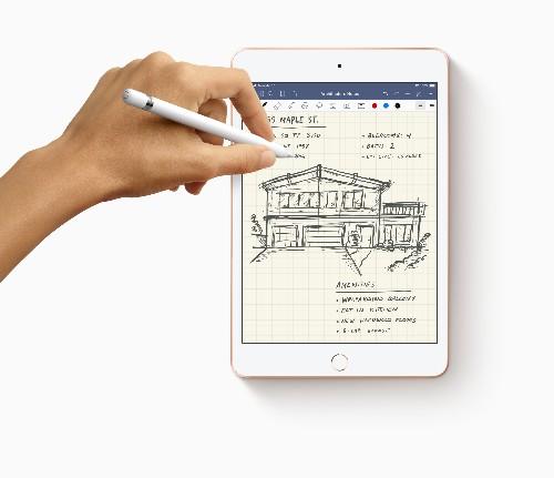 Daily Crunch: Apple updates the iPad Mini