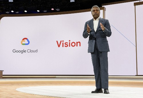 Google Cloud's new CEO on gaining customers, startups, supporting open source and more