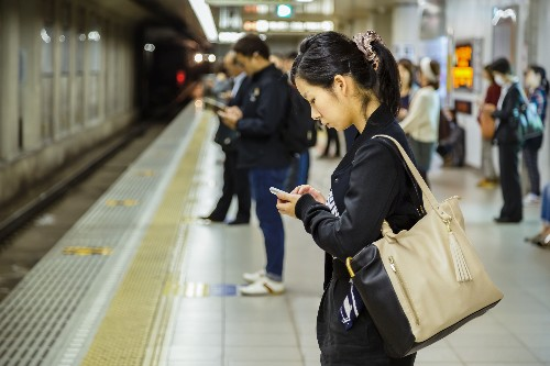 Asia's mobile-first economy and how the West is feeling the effects