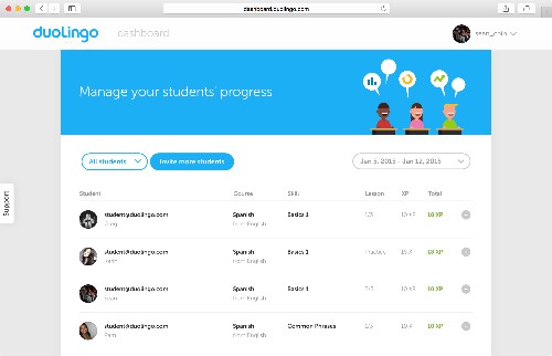 Duolingo Launches Free Language Learning Platform For Schools