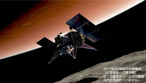Japanese mission to land a rover on a Martian moon and bring back a sample is a go – TechCrunch